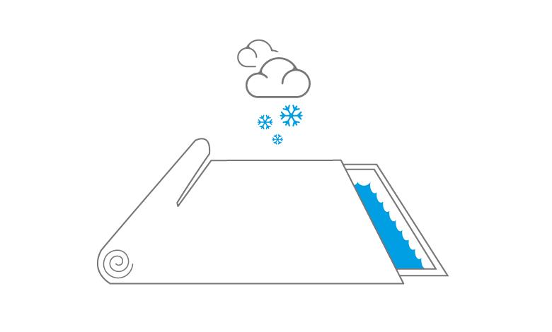 Chiusura invernale pscina privata il giusto trattamento da eseguire - Chiusura invernale piscina ...
